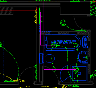 autocad lineweight display 1