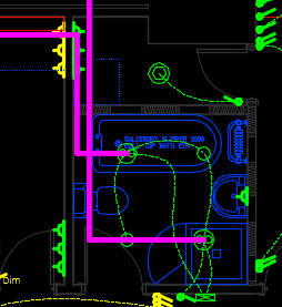 autocad lineweight display 3