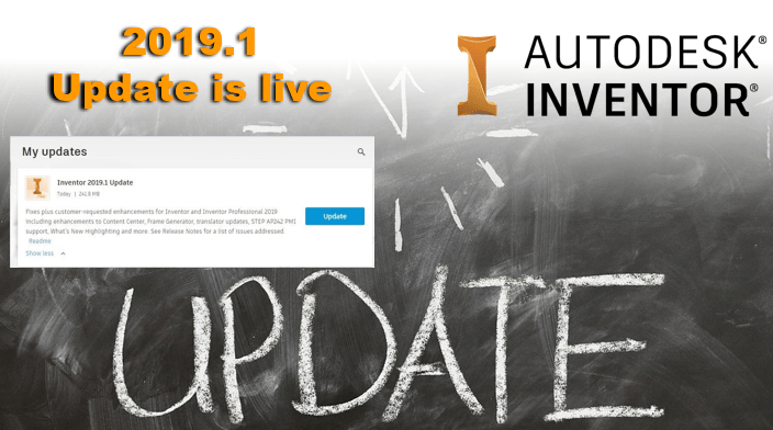 clint brown autodesk inventor 2019.1