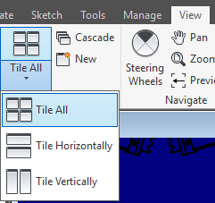 Inventor Quick Tip: View Your Model in Multiple Windows