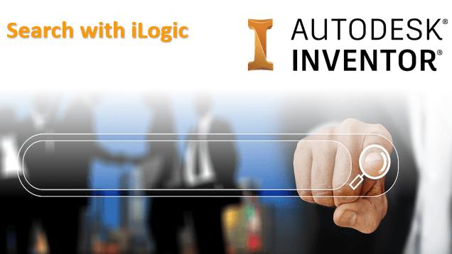 Autodesk Inventor iLogic - Search - Clint Brown