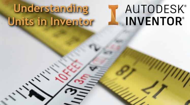 autodesk inventor units