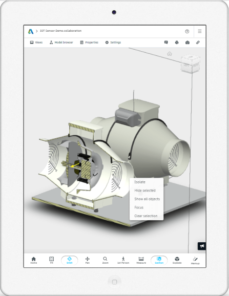 clint brown autodesk inventor design share ipad-min