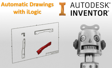 Automatic Drawings with iLogic – UNOFFICIAL INVENTOR