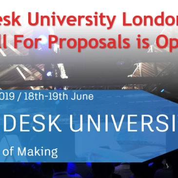 Autodesk University London 2019