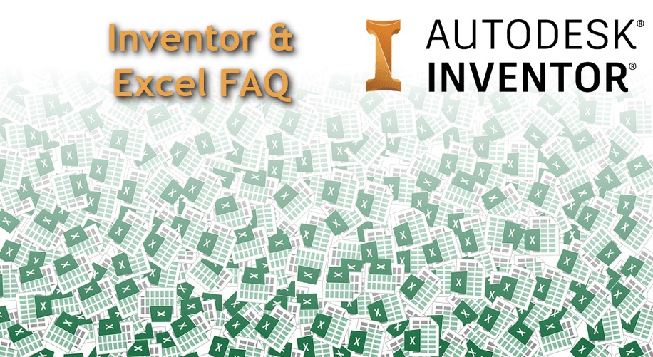 Autodesk Inventor and Excel - Clint Brown