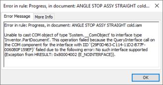ilogic error message1