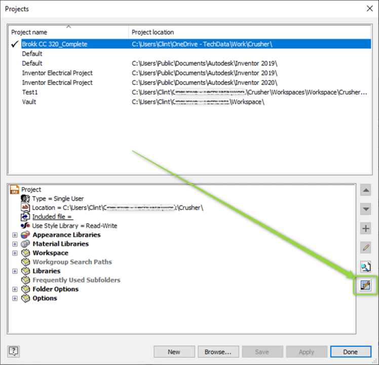 "Inventor 2020: Fix ""Can't Locate the Inventor Custom Content"