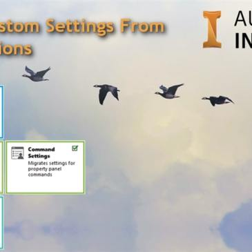 Autodesk Inventor 2020 migrate settings from old versions