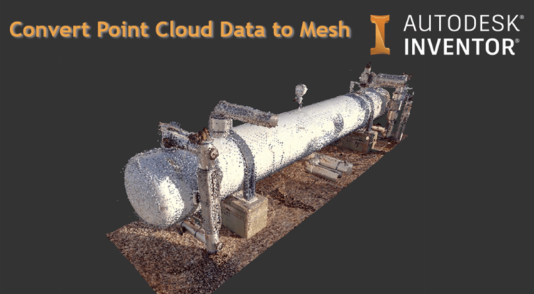 Convert Point Cloud Data to Mesh – UNOFFICIAL INVENTOR